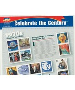 US Stamps Mint Sheet Celebrate The Century #8 1... - $11.89