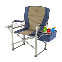 Kamp-Rite Directors Chair with Side Table and Cooler - $94.85