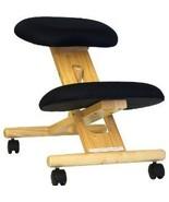 Wooden Ergonomic Kneeling Posture Office Chair - $76.65