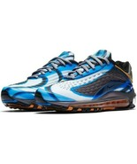 """NIKE AIR MAX DELUXE GS """"PHOTO BLUE"""" SIZE 5.5Y NEW FAST SHIPPING (AR0115-... - $79.55"""