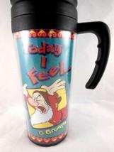 Seven Dwarfs Travel Mug  Today I feel...grumpy, happy...check the box - $8.90
