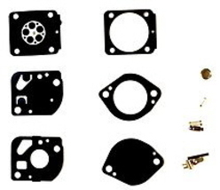zama repair rebuild carburetor kit rb-132 fits C1Q-S98 - $16.99