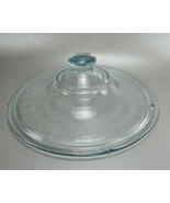 Fire King Philbe Blue Sapphire 7 Inch Casserole Lid Cover - $6.99