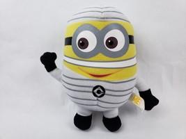 "Despicable Me Mummy Minion 6.5"" Plush Toy Factory Stuffed Animal Doll Mi... - $12.13"