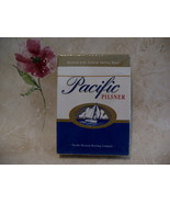 Pacific Pilsner Beer Playing Cards Deck Souvenir NEW Collector Vintage C... - $9.95