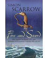 Fire and Sword (Revolution, Book 3) Scarrow, Simon - $25.00