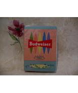 Budweiser Retro 1961 Beer Playing Cards Deck Souvenir NEW Collector Souv... - $9.95