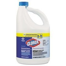 ** Concentrated Germicidal Bleach, Regular, 121oz Bottle ** - $17.47