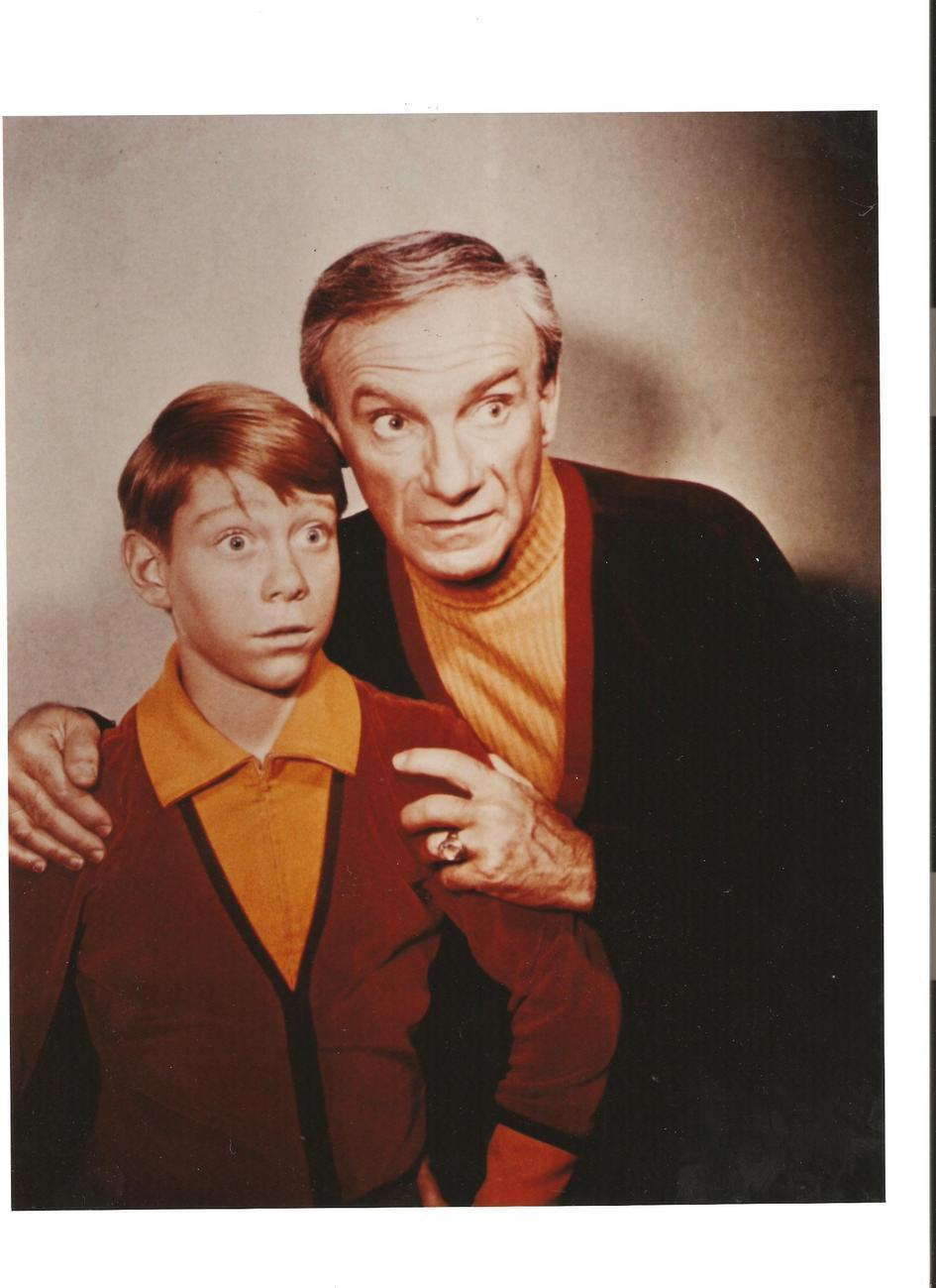 Lost in Space Color 8 x 10 Photo