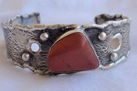 Blood stone bangle BAU - $45.00