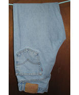 Men's Levi Strauss 550 Relaxed Fit Blue Jeans 36 x 34 36x34 - $14.99