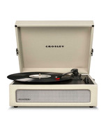 NEW Crosley CR8017A-DU 3 Speed Voyager Portable Record Player Turntable ... - $98.95