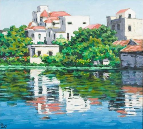 Villa by lake  new 04