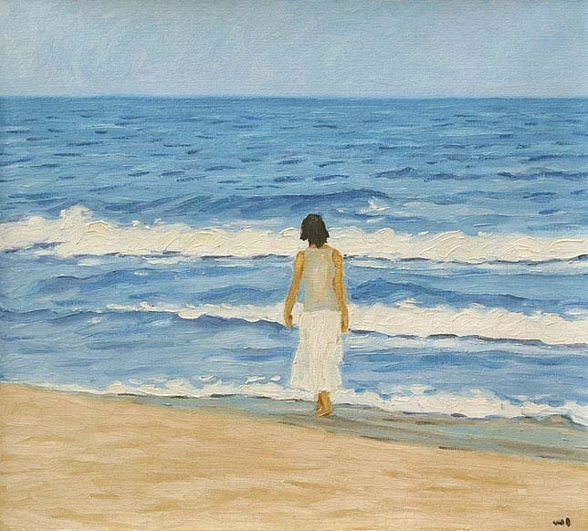 Asi phl vnm 010 lady on the beach