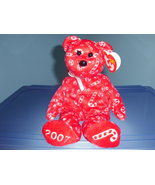Candy Canes (Red) TY Beanie Baby MWMT 2007  - $6.99