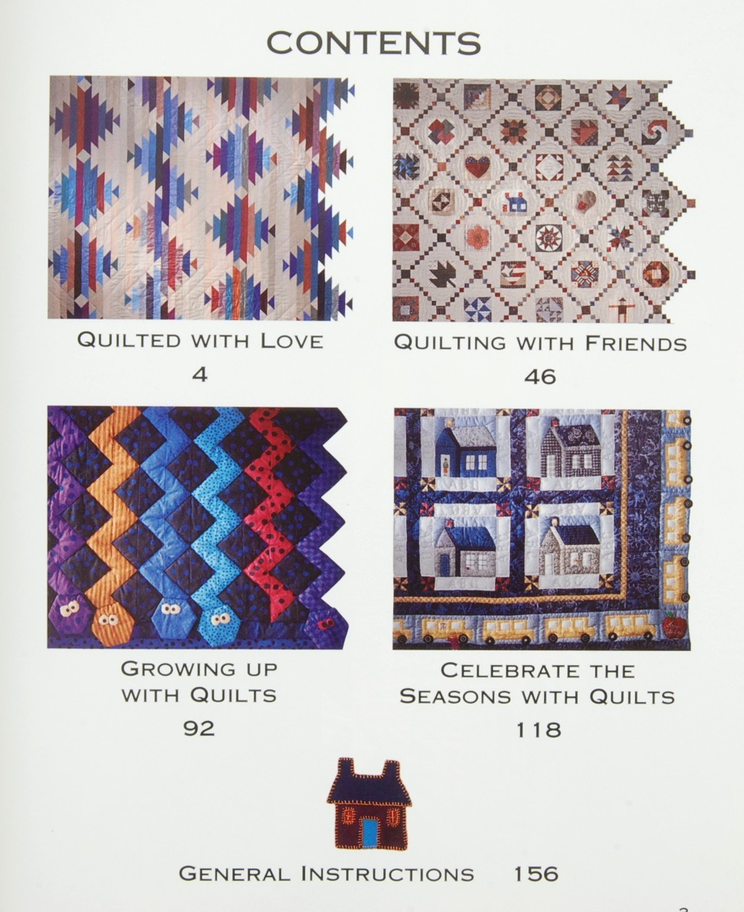 Quick Quilts from the Heart Liz Porter Marianne Fons Leisure Arts Patterns