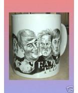 FATHER TED CERAMIC MUG Ireland IRISH HUMOUR British Television Comedy  - $19.00