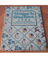 Holidays in cross stitch 1988 thumbtall