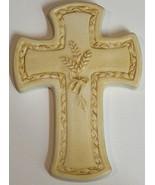 Inspirational Stoneware Cross - $7.00