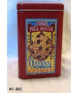 Nestle Toll House Original Cookies Canister Tin - $14.99