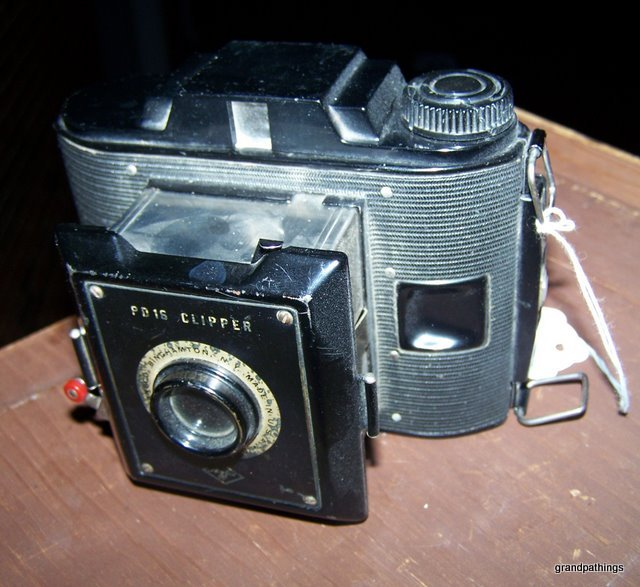Vintage Ansco Corp AGFA, PD16 Clipper camera