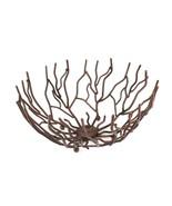 Danish Modern Bronze Metal Art Bowl Mid Century Vintage MCM - $95.00
