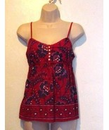 Aeropostale New  Tank Top with Adjustable Straps Size Large - $15.32