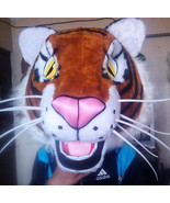 Tiger Costume Head For Sale - $160.00