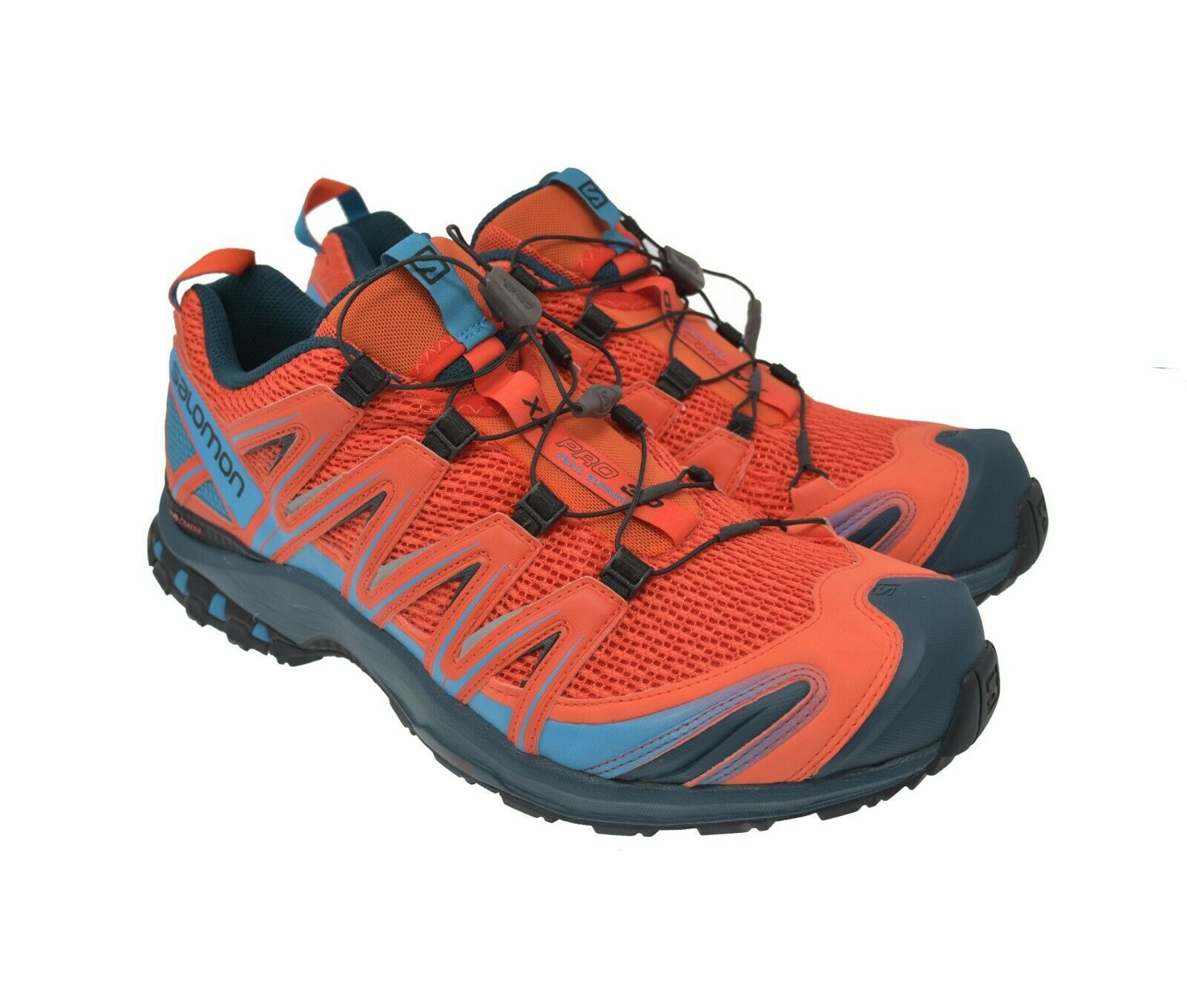 Solomon XA PRO 3D Trail Running Men's Sz 12.5 EU 47.5 Hiking Trail Sports Shoes