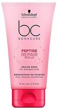 Schwarzkopf BC Bonacure Peptide Repair Rescue Sealed Ends 75ml - $13.36