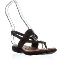 B.O.C. Born Magdalena Sling Back Sandals, Brown, 6 US - $34.55