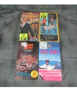 4 Sealed VHS Movies - Duck Soup, Night Shift, Fatal Beauty, Avenging Angel - $14.85