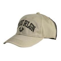 True Religion Men's Logo Trucker Hat Adjustable Strapback Baseball Cap TR2498 image 2