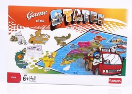 Funskool Game of The States Educational Games Players 2-4 Age 6+ image 1