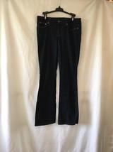 Joe's Jeans Honey Bootcut Stretch Blue  Denim Womens SZ 31 Dark New - $51.42