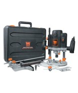 WEN 1/2-in 2.5-HP Variable Speed Plunge Corded Router with Case - new (lw) - $161.36