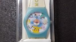 CITIZEN ANA Pokemon Watch 1999s Limited Japan Picachu Gift Rare - $64.22