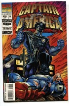 Captain America #428-1994 1st appearance of AMERICOP NM- - $25.22