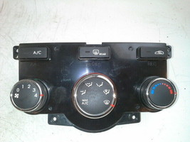 2011 Kia Forte TEMPERATURE CONTROLS - $41.58