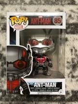 FUNKO POP Marvel Avengers Ant-Man PVC Action Figure Bobble Head Vinyl Fi... - $9.01