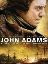 John Adams (DVD, 2008, 3 -Disc HBO Mini Series) - €13,12 EUR