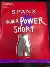 New Spanx Higher Power High Waisted Shaper Short Soft Nude SZ XL $38 - $29.09