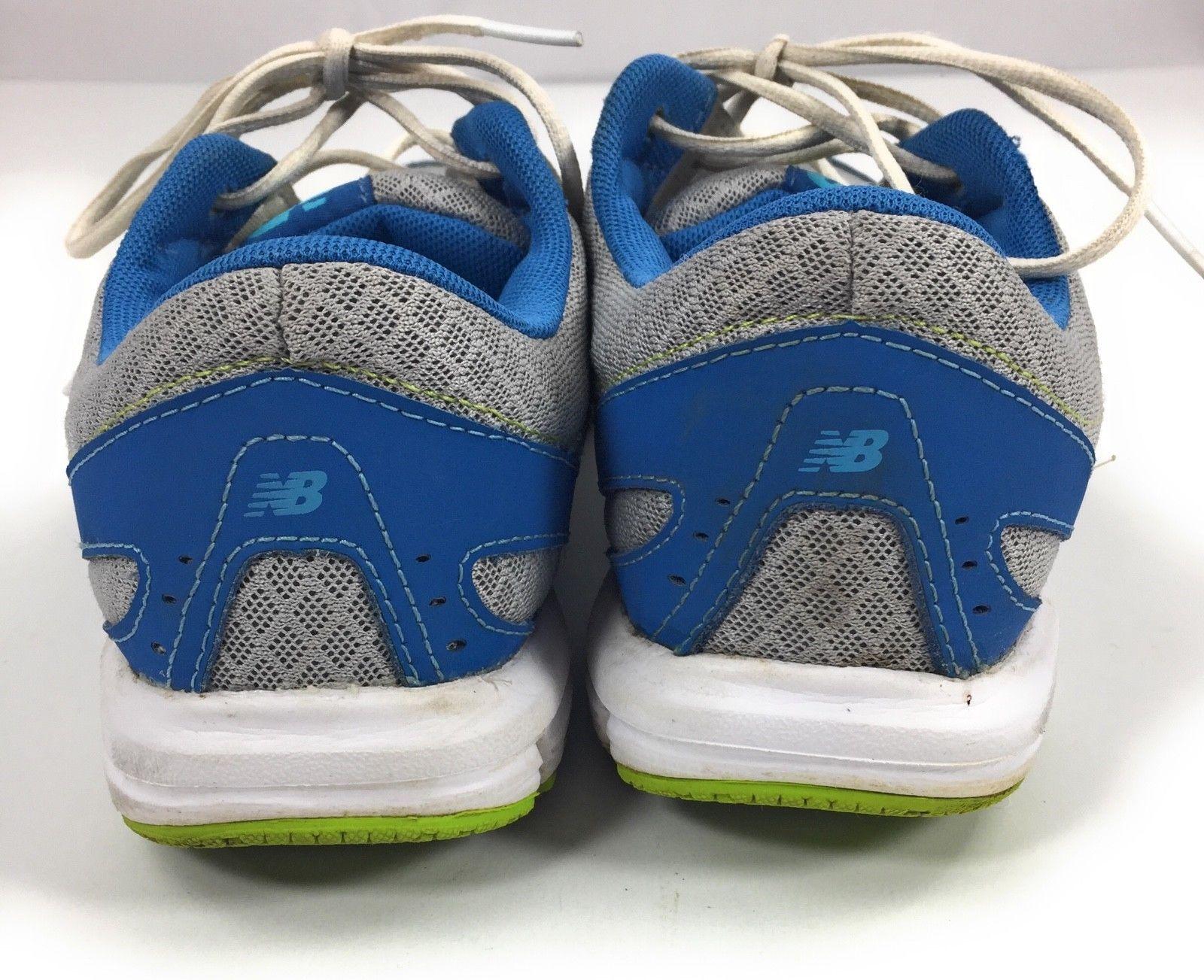 New Balance 550 v3 WE550BG3 Blue Lime Green Running Shoes Women's 9.5 B image 5