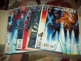 BATMAN: CITY OF LIGHT #1 - 8 (COMPLETE MINI-SERIES) - $24.00