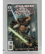 Star Wars: Qui-Gon & Obi-Wan #2 - Dark Horse Comics / Lucas Books - 2000... - $7.83