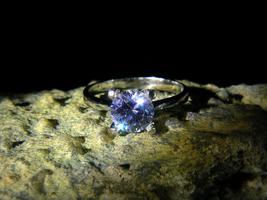 BLACK MAGIC ROYAL ENGAGEMENT RING OF BRIDE OF LUCIFER izida haunted no D... - $666.00