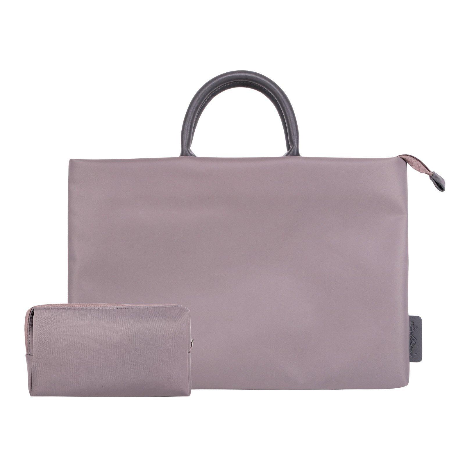 Computer bag gray