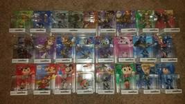 Smash Bros. Amiibo LOT! 25 Amiibos New! Great Condition! Read Description. - $387.00