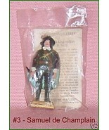 Famous Canadians Champlain # 3 -- Original Package - $23.50
