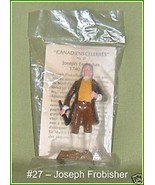 Famous Canadians Joseph Frobisher --- Original Package - $16.88